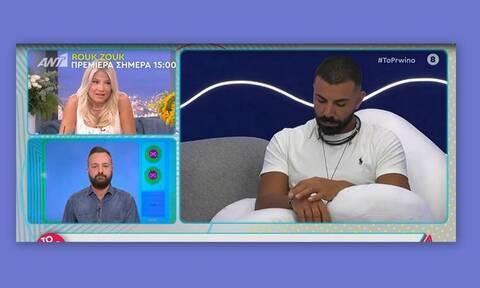 Σκορδά: Η ανακοίνωση on air για το Big Brother που δεν περιμέναμε!
