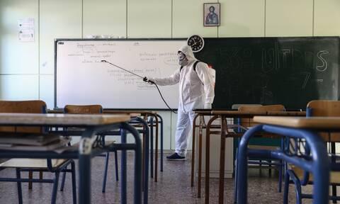 Κορονοϊός: Αυτές οι μάσκες θα δοθούν στους μαθητές - Γιατί τις πήγαν στο Xημείο του Kράτους