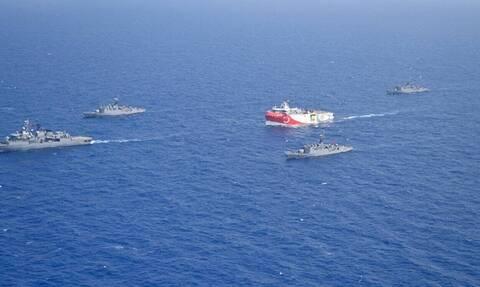 Ελληνοτουρκικά - Bloomberg: «Απομονωμένη» η Τουρκία στην Ανατολική Μεσόγειο