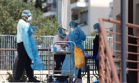 Κορονοϊός - Συναγερμός σε γηροκομείο στην Κρήτη: Ηλικιωμένη «κόλλησε» τη νοσοκόμα της