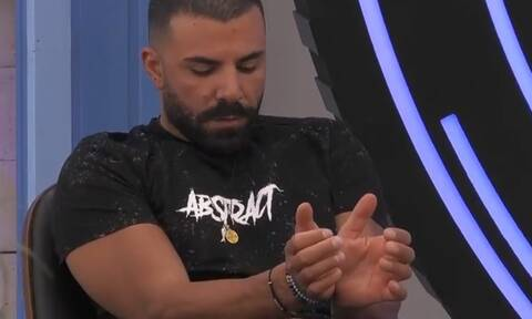 Big Brother - Αλεξανδρίδης: Κυκλοφορώ με μαχαίρι - Αν μου πει κανένας τίποτα θα του βγάλω το λαρύγγι