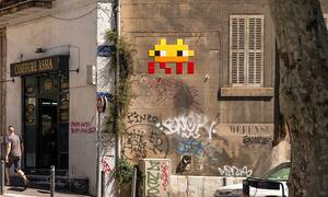 «Ο Εισβολέας Ήταν Εδώ», στη Μασσαλία