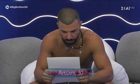 Big Brother: Ο Αντώνης είχε πει... χειρότερα πριν το σχόλιο για βιασμό