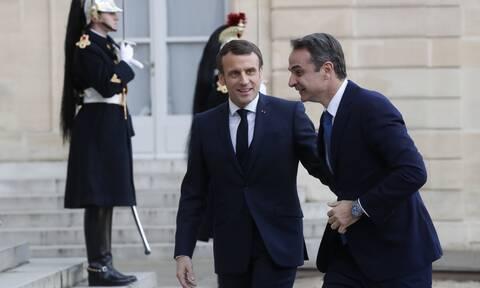 Η Ελλάδα κυρίαρχη των αιθέρων: Μητσοτάκης-Μακρόν κλείνουν το deal για τα Rafale