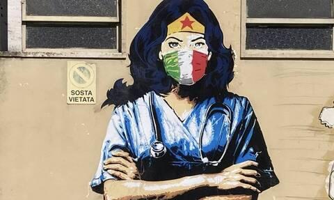 Ιταλία - Κορονοϊός: 1.108 νέα κρούσματα - Δώδεκα οι νεκροί το τελευταίο 24ωρο