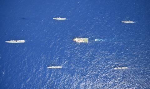 Ανάλυση Bloomberg: Η Τουρκία δεν κάνει «τσαμπουκάδες» μόνο για το φυσικό αέριο