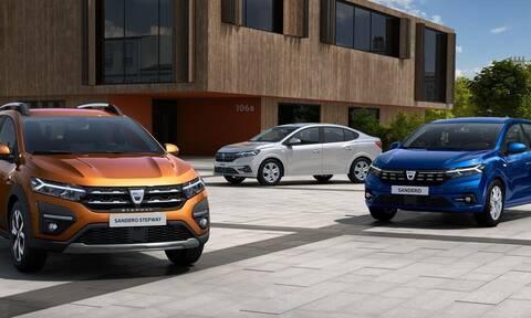 Nέο Dacia Sandero: Αυτές είναι οι πρώτες επίσημες φωτογραφίες