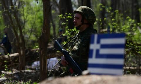 Θωρακίζονται τα σύνορα: 12.000 προσλήψεις στις Ένοπλες Δυνάμεις