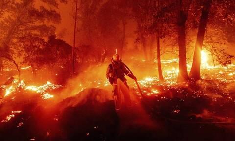 «Σαρώνουν» οι πυρκαγιές στην Καλιφόρνια - Στάχτη πάνω από δύο εκατ. στρέμματα