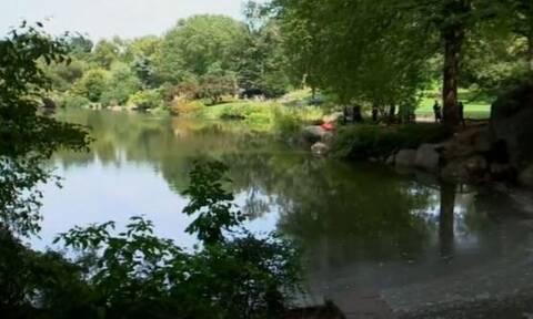 Θρίλερ στο Σέντραλ Παρκ - Βρέθηκε πτώμα στη λίμνη του πάρκου
