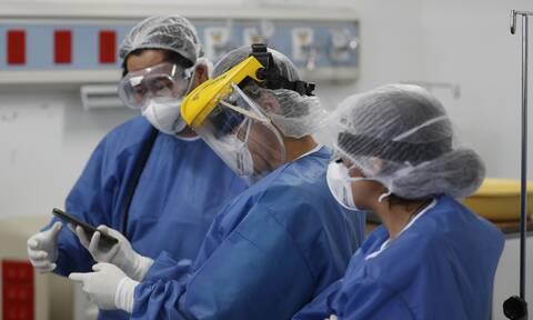 Κορονοϊός - Σύψας: Εξίσου επικίνδυνη με τον ιό η πανδημία της παραπληροφόρησης
