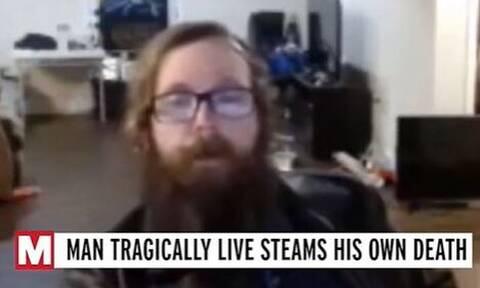 Σοκ: Άνδρας αυτοκτόνησε σε ζωντανή μετάδοση – Viral στα social media το βίντεο