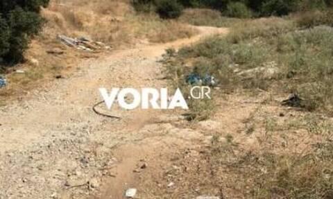 Θρίλερ στη Θεσσαλονίκη: Πτώμα εντοπίστηκε σε αγροτική περιοχή