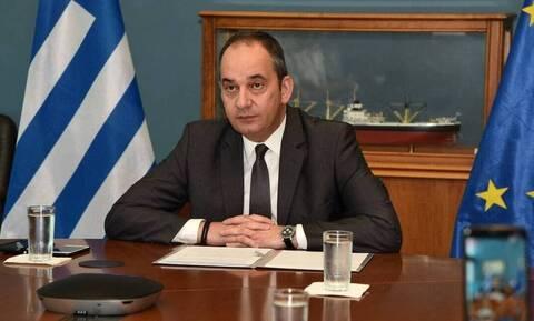 Κορονοϊός: Αρνητικός ο Γιάννης Πλακιωτάκης - Επιστρέφει στο υπουργείο Ναυτιλίας