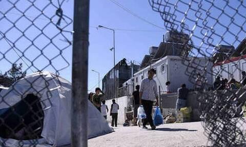Mytilene: 17 confirmed coronavirus cases in Moria hotspot
