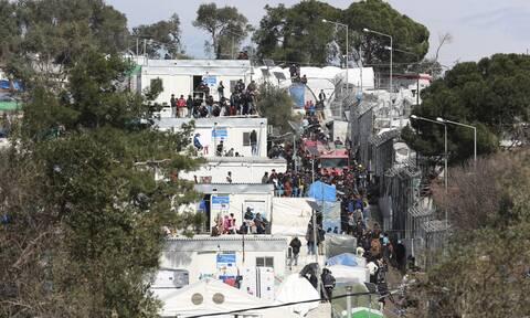Κορονοϊός: Στα 35 τα κρούσματα στη Μόρια