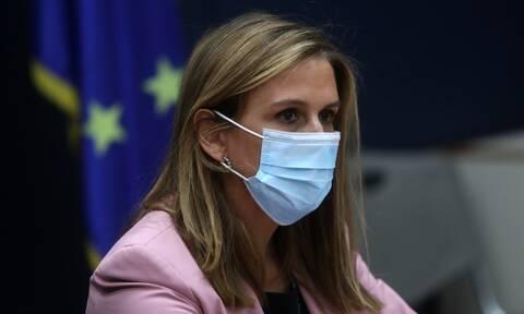 Κορονοϊός – Ράπτη: Αυτά είναι τα νέα μέτρα για αντιμετώπιση του Covid-19 στις Μονάδες Ψυχικής Υγείας