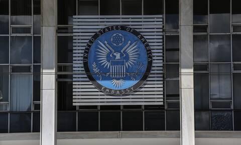 Πρεσβεία ΗΠΑ στην Αθήνα: Ανακριβές ότι δεν πουλάμε Harpoon στην Ελλάδα