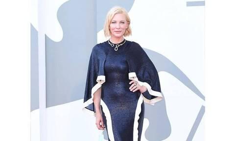 Το «μυστικό» πίσω από το φόρεμα της Cate Blanchett που είδαμε στις Κάννες