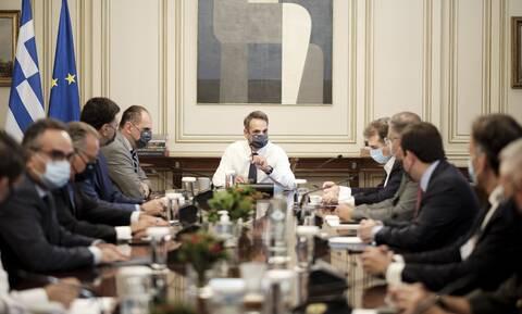 Φωτιά στη Μόρια: Συνέντευξη Τύπου το απόγευμα - Ποιοι υπουργοί μεταβαίνουν στην Μυτιλήνη