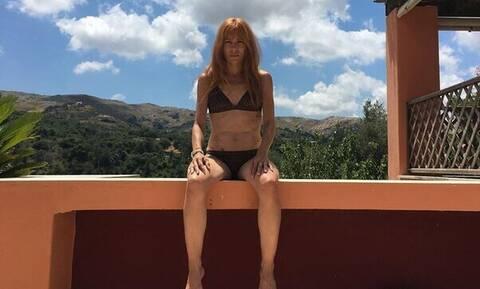 Μυρτώ Αλικάκη: Στα 48 της έχει κορμί που το ζηλεύουν πολλές νεότερές της