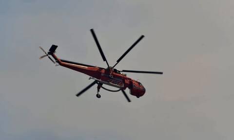 Συναγερμός στην Πυροσβεστική: Φωτιές σε Ηλεία, Μεσσηνία και Άνδρο