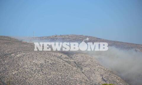 Πατούλης στο Newsbomb.gr: Κρίσιμες οι επόμενες ώρες για την εξέλιξη της φωτιάς στην Ανάβυσσο