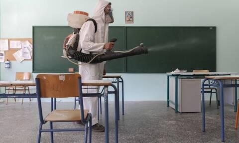 Κορονοϊός: Θρίλερ στο Περιστέρι - Κρούσματα σε σχολεία πριν χτυπήσει το κουδούνι