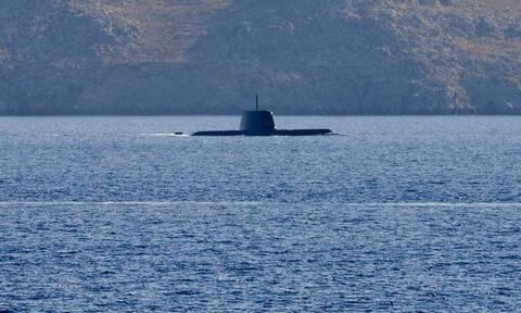 «Άφαντα» τα ελληνικά υποβρύχια: Τα ψάχνουν ένα μήνα οι Τούρκοι και αυτά «φορτώνουν» τορπίλες