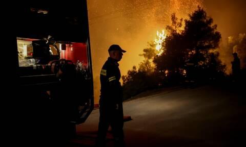 Φωτιά Ανάβυσσος: Πού έχει αποκατασταθεί η κυκλοφορία των οχημάτων