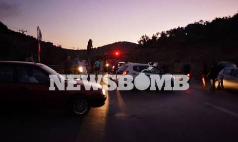 Το newsbomb.gr στη Μόρια: Συνεχίζεται το θρίλερ με τους μετανάστες