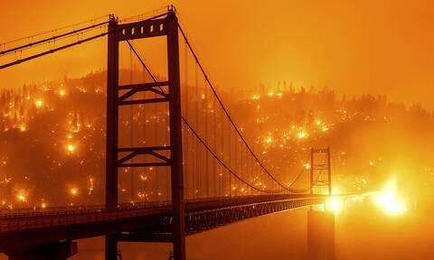 Κόλαση φωτιάς στις ΗΠΑ: Νεκροί στην Καλιφόρνια - Καμένες πόλεις στο Όρεγκον