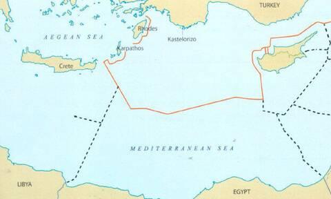 «Αίγυπτος και Τουρκία διαπραγματεύονται μυστικά για το Καστελόριζο»