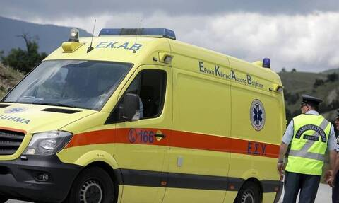 Τραγωδία στη Λάρισα: Ένας νεκρός και έξι τραυματίες σε τροχαίο - Σκοτώθηκε μπροστά στο παιδί του