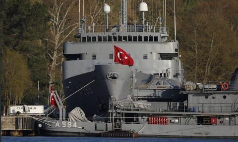 Συναγερμός στις Ένοπλες Δυνάμεις: Η Τουρκία βγάζει στο Αιγαίο όλο το στόλο της