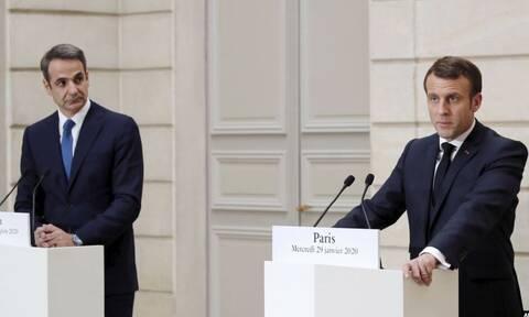 Лидеры Франции и Греции обсудят напряженность в отношениях ЕС и Турции