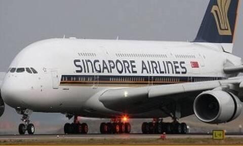 Σιγκαπούρη: Η Singapore Airlines θα προχωρήσει σε περικοπή 4.300 θέσεων εργασίας λόγω της πανδημίας