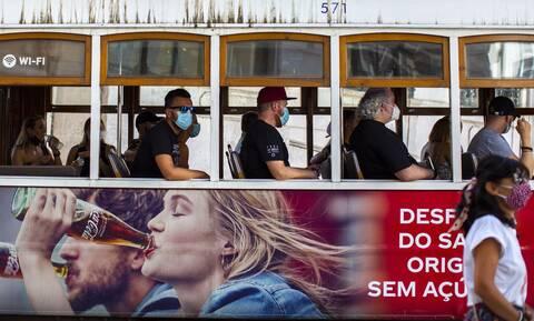 Κορονοϊός: Νέα μέτρα στην Πορτογαλία λόγω της αύξησης κρουσμάτων