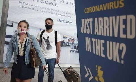 Κορονοϊός - Βρετανία: 2.919 νέα κρούσματα και 14 νεκροί σε ένα 24ωρο