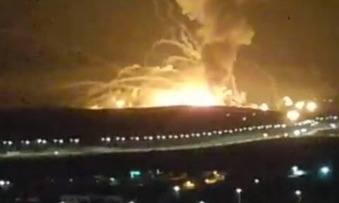 Ιορδανία: Οι εκρήξεις ξεκίνησαν από ηλεκτρικό βραχυκύκλωμα σε αποθήκη όπλων