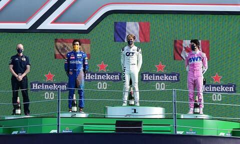 Προέβλεψε τους τρεις πρώτους στο Ιταλικό Γκραν Πρι - Κέρδισε ένα απίστευτο ποσό!