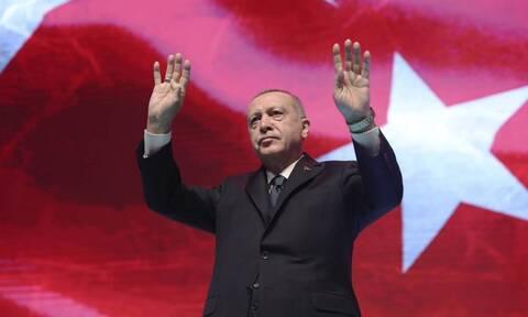 Οργή Ερντογάν: «Θέλετε να μας φάτε – Είμαστε πολύ μεγάλοι»