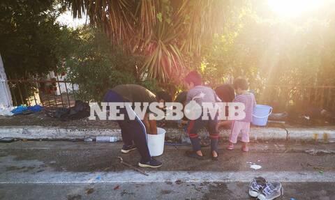 Πέτσας: Δε θα φύγει κανείς πρόσφυγας από την Μυτιλήνη