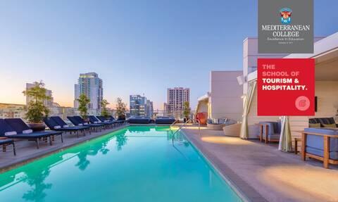 Mediterranean College–SchoolofTourism& Hospitalily -Περιζήτητος στη διεθνή τουριστική βιομηχανία