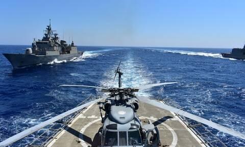 WSJ: Η κρίση Ελλάδας-Τουρκίας μπορεί να ξηλώσει το ΝΑΤΟ στην ανατολική Μεσόγειο