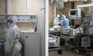 В России за сутки выявили 5 504 заразившихся коронавирусом. Это максимум с 30 июля