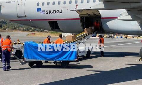 Μόρια - Ρεπορτάζ Newsbomb.gr: Έφτασαν τα 7.000 τεστ κορονοϊού στη Μυτιλήνη