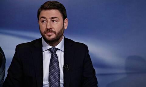 Φραστικό επεισόδιο Ανδρουλάκη - Τσαβούσογλου στο Ευρωκοινοβούλιο