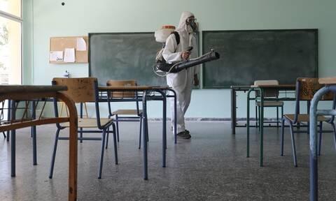 Πετρούπολη: Σε πλήρη ετοιμότητα ο Δήμος για την ασφαλή επαναλειτουργία των Σχολείων