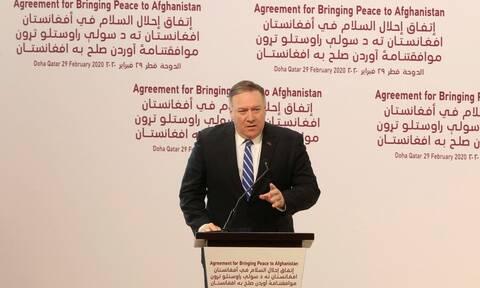 Αφγανιστάν: Ξεκινούν στην Ντόχα οι ενδοαφγανικές ειρηνευτικές διαπραγματεύσεις